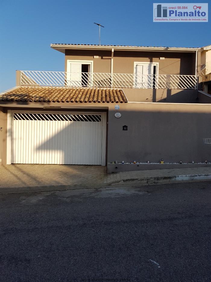 Casas em Jundiaí no bairro Jardim Ermida II