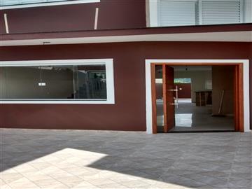 Casas no bairro Jardim Marambaia na cidade de Jundiaí