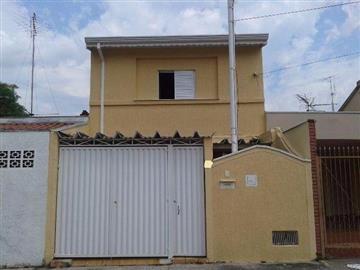 Casas no bairro Jardim Cica na cidade de Jundiaí
