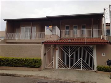 Casas no bairro Jardim Carpas na cidade de Jundiaí
