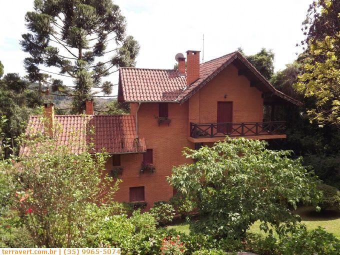Casas Alto Padrão em Monte Verde no bairro Parque Monte Sol