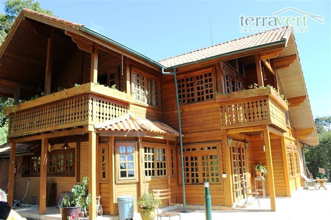 Casas Alto Padrão em Monte Verde no bairro Recanto do Selado