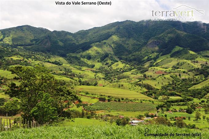 Terrenos em São Bento do Sapucai no bairro Não Especificado