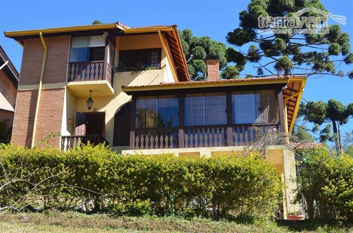 Casas em Monte Verde no bairro Recanto do Selado
