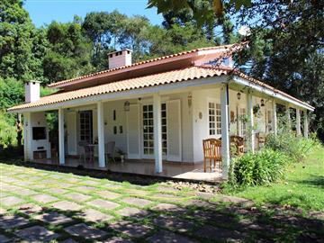 Casas no bairro Jardim Europa na cidade de Monte Verde