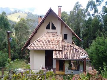 Casas no bairro Vilas de Monte Verde III na cidade de Monte Verde