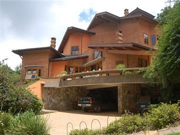 Casas Alto Padrão no bairro Jardim das Montanhas na cidade de Monte Verde