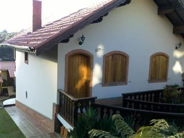 Casas no bairro Jardim Monte Verde II na cidade de Monte Verde
