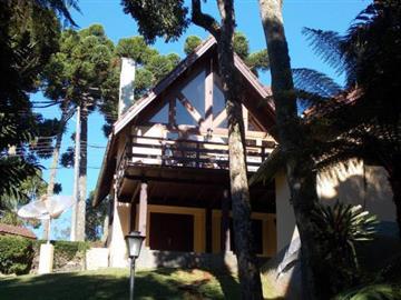 Casas no bairro Recanto do Selado na cidade de Monte Verde