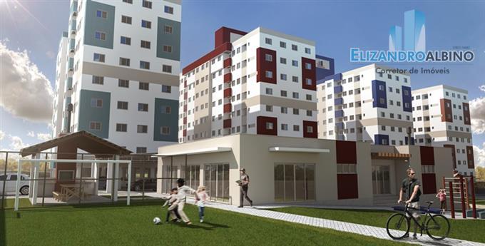 Apartamentos em Criciuma no bairro Universitário