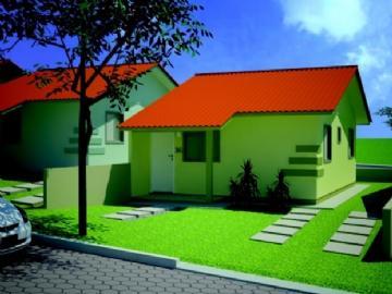 Casa em Criciuma Santa Luzia  2 dormitórios R$        113.174,00