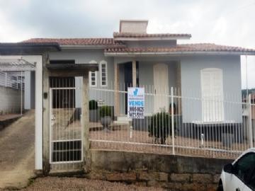 Casas no bairro Morro Estevão na cidade de Criciuma