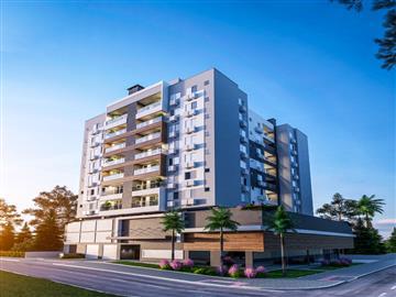 Apartamentos no bairro Santa Barbara na cidade de Criciuma