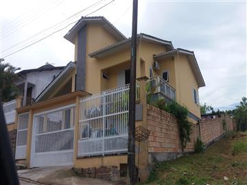 Casas no bairro Centro na cidade de Morro da Fumaca