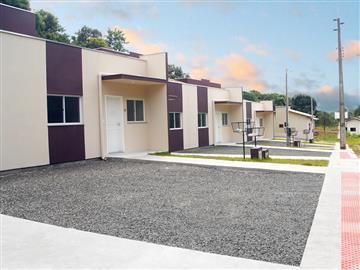 Casas no bairro São Defende na cidade de Criciuma