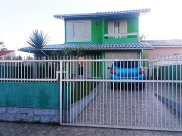 Casas no bairro Balneário Rincão na cidade de Içara