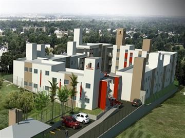 Apartamentos no bairro Laranjinha na cidade de Criciuma