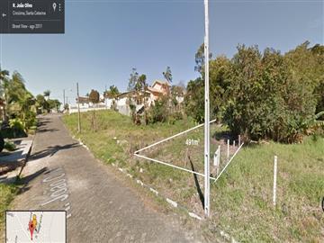 Terrenos no bairro Rio Maina na cidade de Criciuma