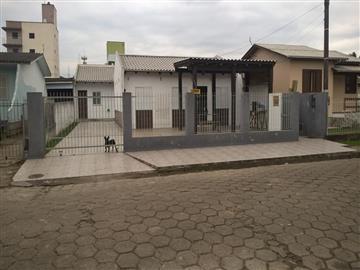 Casas no bairro Universitário na cidade de Criciuma