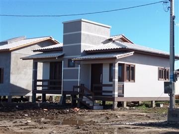 Casas no bairro Ouro Negro na cidade de Forquilhinha