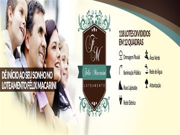 Terrenos Criciuma R$ 89.000,00