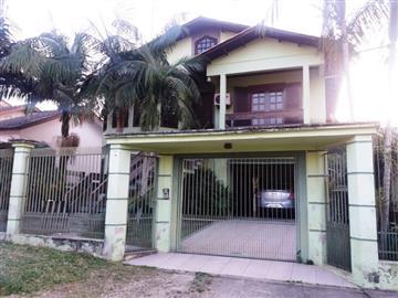 Casas no bairro Mina União na cidade de Criciuma