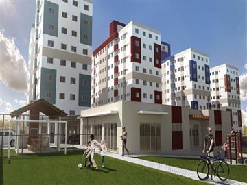 Apartamentos no bairro Universitário na cidade de Criciuma