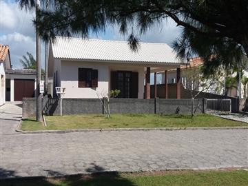 Casas no bairro Esplanada na cidade de Jaguaruna