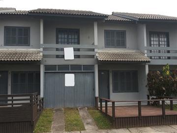Casas na Praia no bairro Balneário Rincão na cidade de Içara