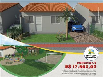 Casas  Içara R$99.900,00