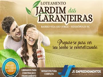 Terrenos Sideropolis R$ 55.000,00