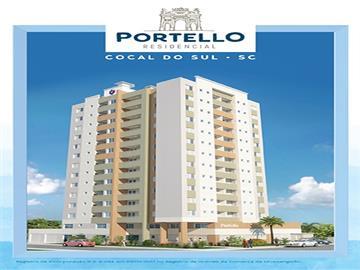 Apartamentos Lançamentos Cocal do Sul R$ 248.000,00