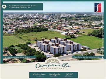 Apartamentos Lançamentos Içara R$ 139.900,00