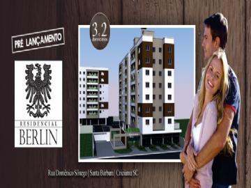 Apartamentos  Criciuma R$270.000,00
