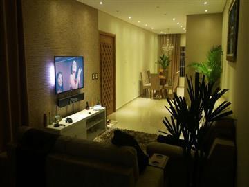 Sobrados Vila Guarani Sobrado 3 dorms, 2 suites, 3 vagas, acabamento alta qualida