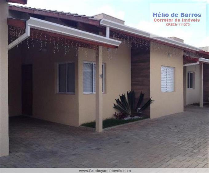 Casas em Condomínio em Atibaia no bairro Ressaca