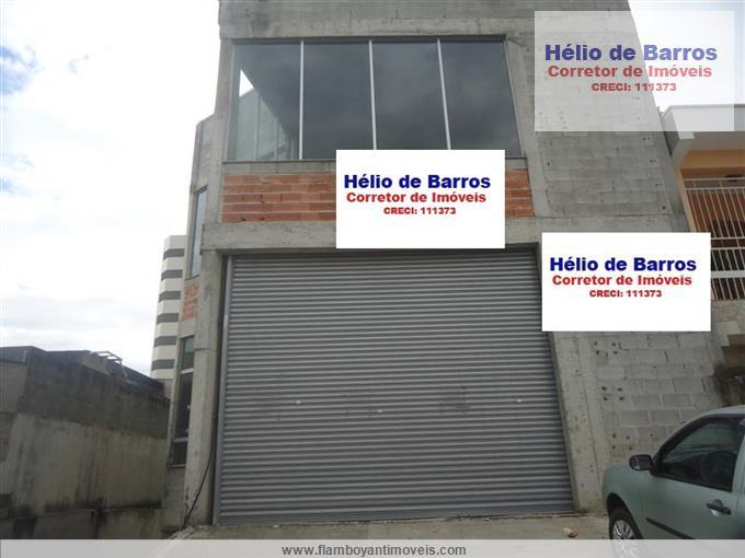 Galpões Comerciais em Atibaia no bairro Centro