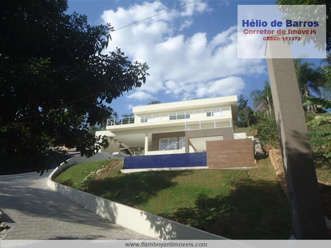 Casas em Condomínio em Atibaia no bairro Condomínio Porto Atibaia