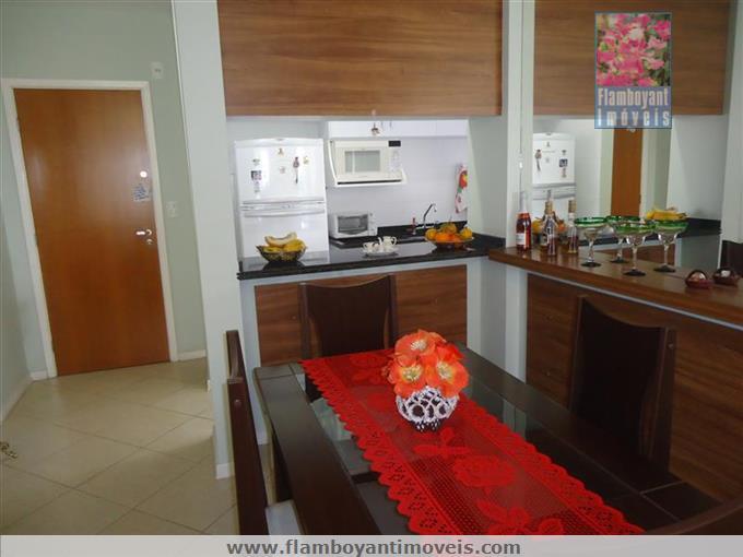 Apartamento mobiliado em Atibaia no bairro Alvinópolis