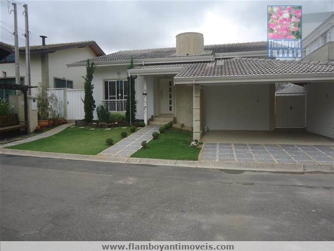 Casas em Condomínio em Atibaia no bairro Condomínio Pedra Grande