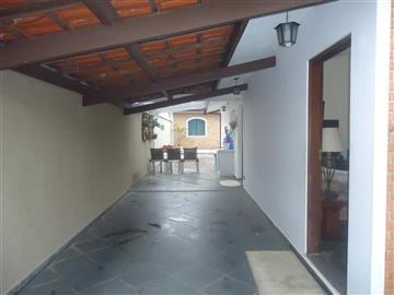 Casas no bairro Parque dos Coqueiros na cidade de Atibaia