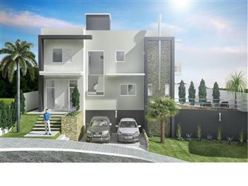 Casas em Condomínio no bairro Condomínio Terras de Atibaia I na cidade de Atibaia