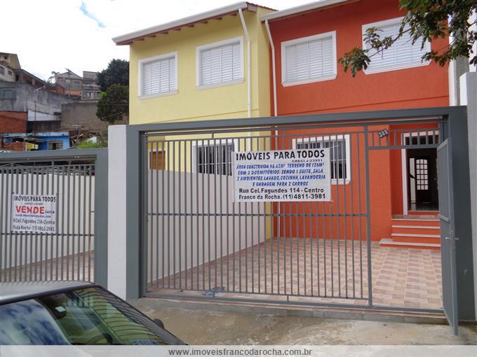 Casas da Caixa Econômica Federal em Franco da Rocha no bairro Parque Vitoria