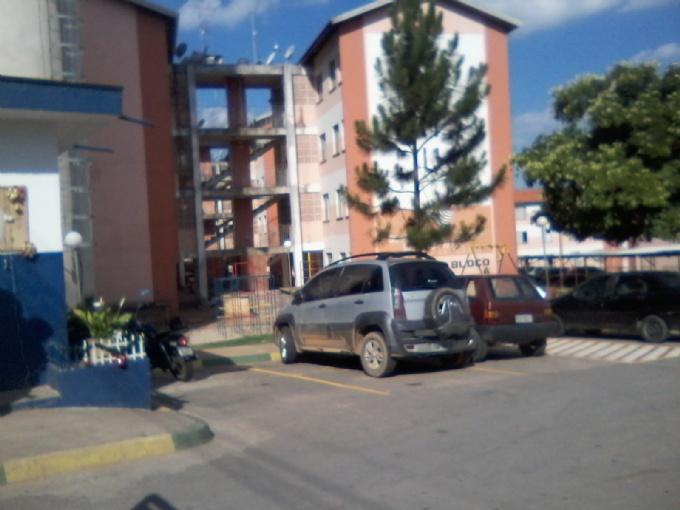 Apartamentos em Franco da Rocha no bairro Chácaras Bom Tempo