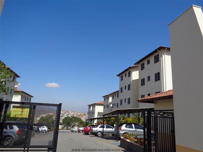 Apartamentos em Franco da Rocha no bairro Chácaras São José