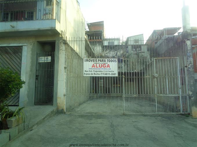 Casas em Franco da Rocha no bairro Vila dos Comerciários