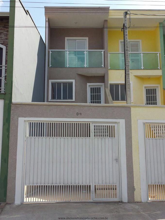 Sobrados em Franco da Rocha no bairro Vila Eliza
