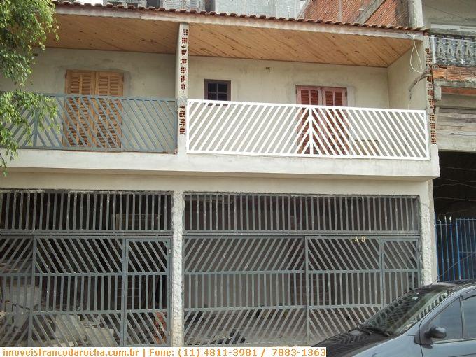 Casas em Caieiras no bairro Jardim Marcelino