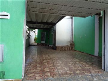 Casas no bairro Jardim dos Reis na cidade de Franco da Rocha