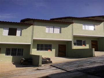 Casas no bairro Chácara Martha na cidade de Francisco Morato